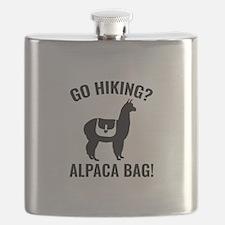 Go Hiking? Alpaca Bag! Flask