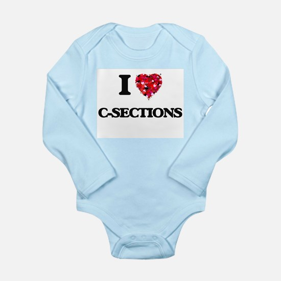 I love C-Sections Body Suit
