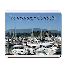 Beautiful Vancouver B.C Mousepad