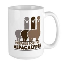 Prepare For The Alpacalypse Mug
