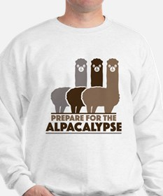 Prepare For The Alpacalypse Sweater