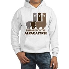 Prepare For The Alpacalypse Hoodie