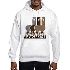 Prepare For The Alpacalypse Jumper Hoody