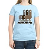 Alpaca Women's Light T-Shirt