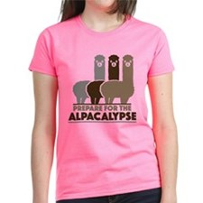 Prepare For The Alpacalypse Tee
