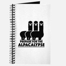 Prepare For The Alpacalypse Journal