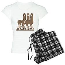 Prepare For The Alpacalypse Pajamas