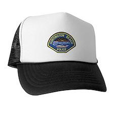 Huntington Beach Police Trucker Hat