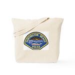 Huntington Beach Police Tote Bag