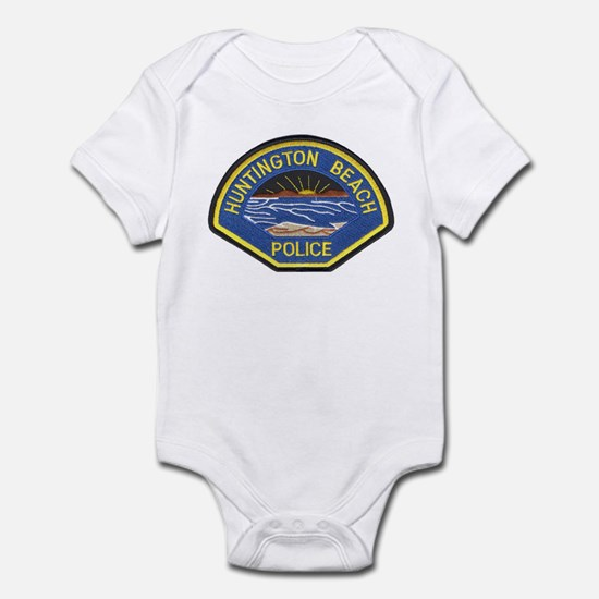 Huntington Beach Police Infant Bodysuit