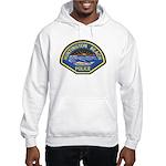Huntington Beach Police Hooded Sweatshirt