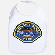 Huntington Beach Police Bib