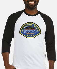Huntington Beach Police Baseball Jersey