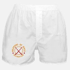 Field Hockey Weapons of Destruction Boxer Shorts