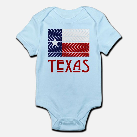 Lone Star Chevron Body Suit