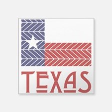 Lone Star Chevron Sticker