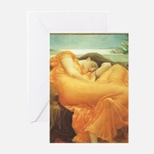Flaming June by Leighton Greeting Cards