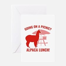 Going On A Picnic? Greeting Card