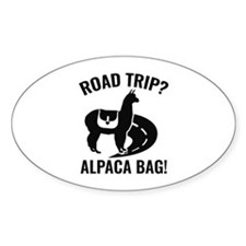 Road Trip? Decal