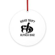 Road Trip? Ornament (Round)