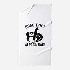 Road Trip? Beach Towel