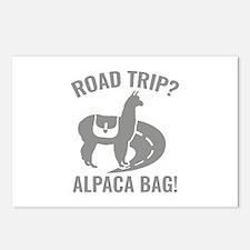 Road Trip? Postcards (Package of 8)