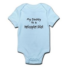 My daddy is a helicopter pilot. Body Suit