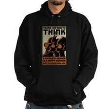 Futurama You're Not Paid to Think Hoodie
