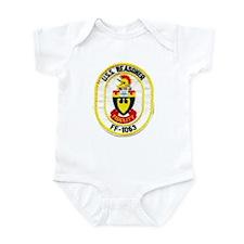 USS REASONER Infant Bodysuit