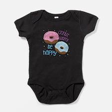 Donut Worry Baby Bodysuit