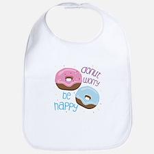 Donut Worry Bib