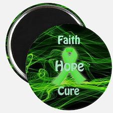 Green Ribbon Awareness Magnet
