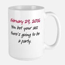 Feb 29 Party Mugs