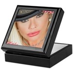 Air Force Amy - Burning Man 2015 Keepsake Box