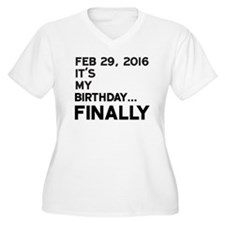 Feb 29, 2016 FINALLY Plus Size T-Shirt
