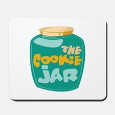 The Cookie Jar Mousepad