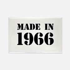 Made in 1966 Magnets