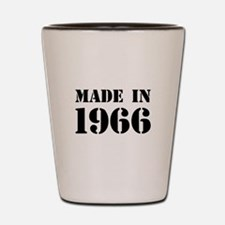 Made in 1966 Shot Glass