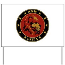 NSW - Unit 10 Yard Sign