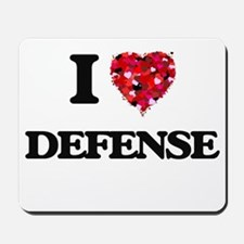 I love Defense Mousepad