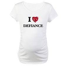 I love Defiance Shirt