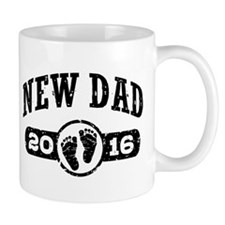 New Dad 2016 Mug Mugs