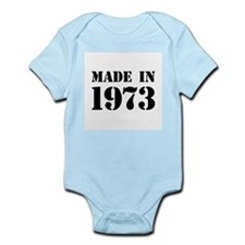 Made in 1973 Body Suit
