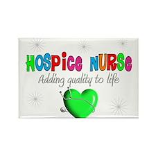 Unique Hospice Rectangle Magnet (10 pack)