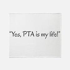 Cool Pta Throw Blanket
