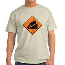 Hill - Truck T-Shirt
