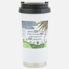 Cute Overeaters anonymous Travel Mug