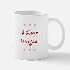 Corgi Valentine  Mug