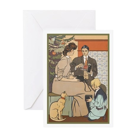 Family Photo Time Greeting Card