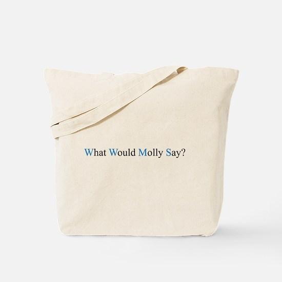 Unique Molly Tote Bag